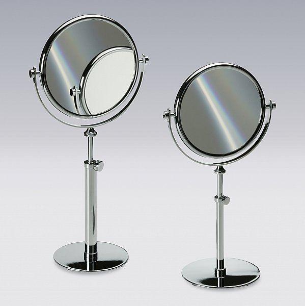 Windisch miroirs sur pieds telescopique la boutique du bain for Miroir sur pied